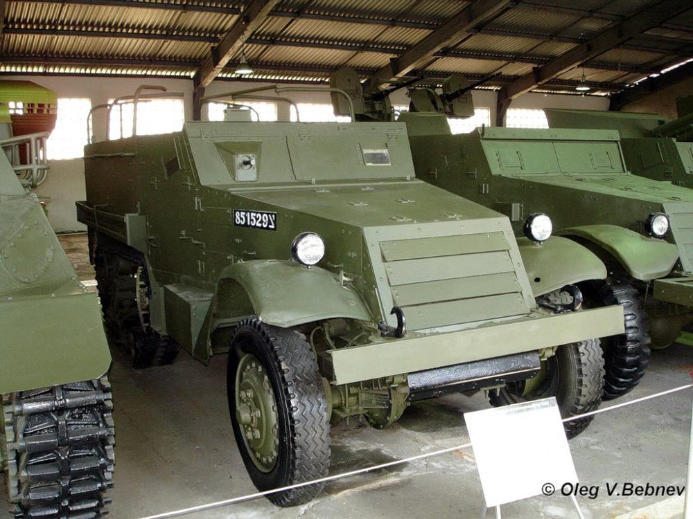 ЗСУ M17 MGMC (США).