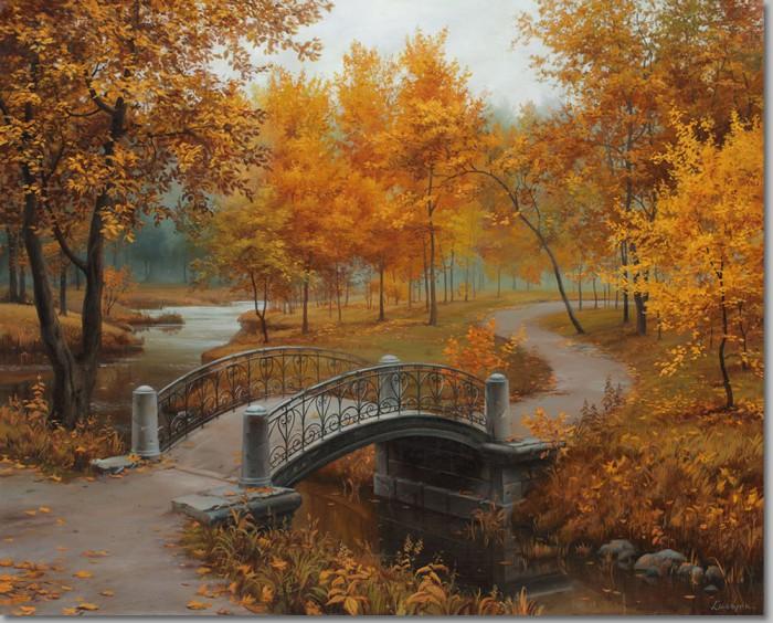 Работы художника Евгения Лушпина. Часть 1. (26 фото)