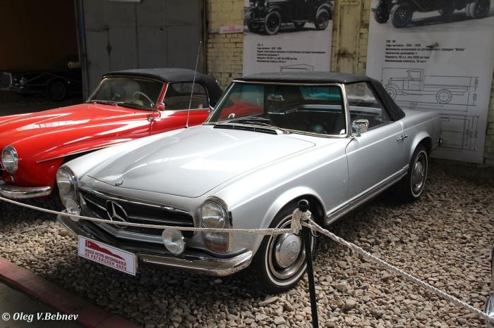 Музей Ретро - Автомобилей. Часть 4. (65 фото)
