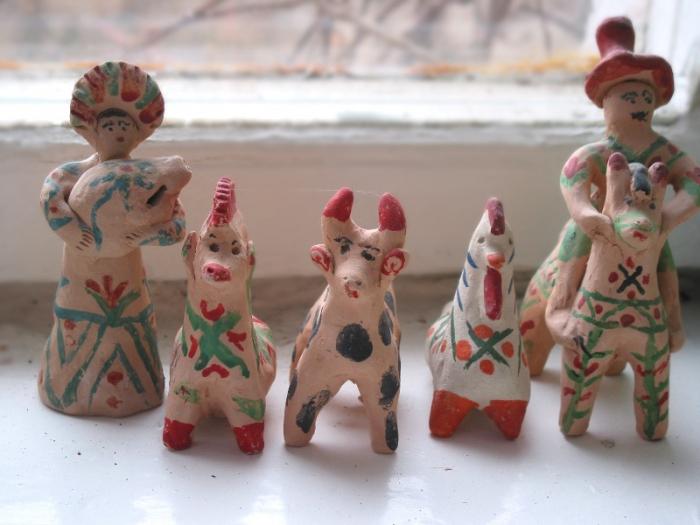 История Старооскольской глиняной игрушки. Пути возрождения.