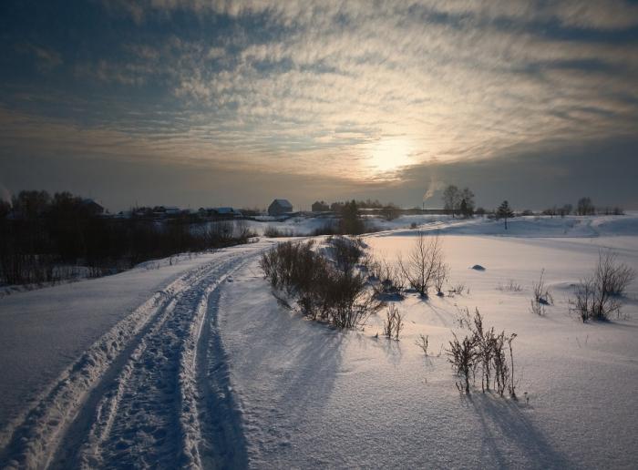 Работы фотохудожника Георгия Машковцева. Пейзажи Удмуртии. Часть 4. (30 фото)