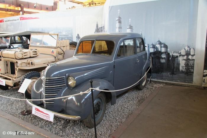 Музей Ретро - Автомобилей. Часть 6. (67 фото)