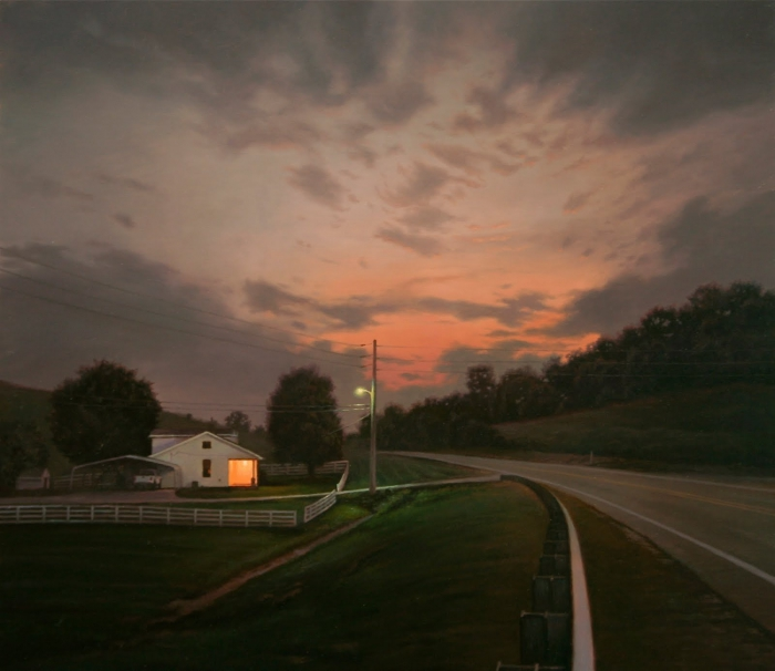 Гиперреалистичные картины Мэтью Корнелла (Matthew Cornell). 40 фото.
