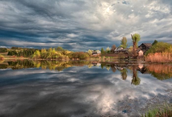 Работы фотохудожника Георгия Машковцева. Пейзажи Удмуртии. Часть 5. (40 фото)
