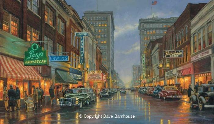 Работы художника Dave Barnhouse. Часть 2. (34 фото)