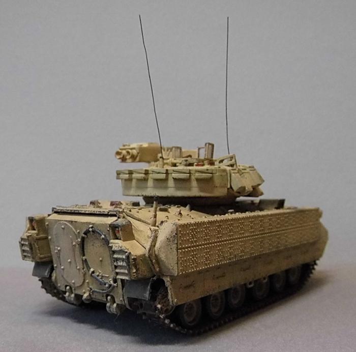 "Работа Максима Рыбалко. ""M3 Bradley"". (13 фото)"
