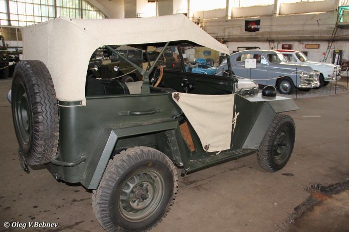 Музей Ретро - Автомобилей. Часть 8. (79 фото)