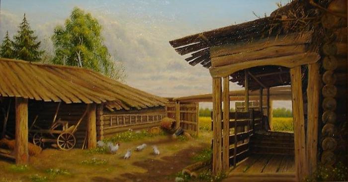 Работы художника Чиканова Владимира Германовича. (26 фото)