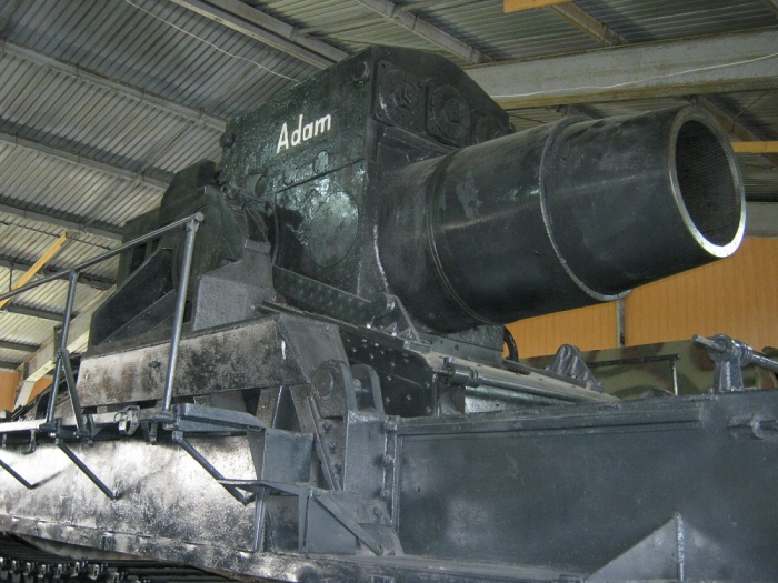 Военно - исторический музей бронетанкового вооружения и техники в Кубинке. Часть 7 продолжение. (62 фото)