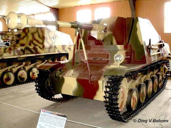 Военно - исторический музей бронетанкового вооружения и техники в Кубинке. Часть 7 продолжение. (47 фото)