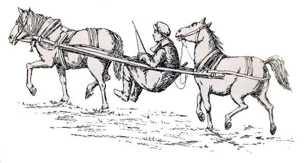 «Внедорожники» наших предков.