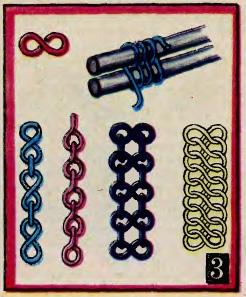 Плетение цепочек из проволоки своими руками