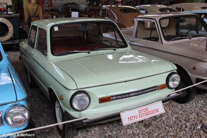 Музей Ретро - Автомобилей. Часть 11 заключительная. (49 фото).