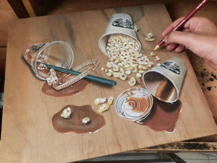 Гиперреализ сингапурского художника Ivan Hoo (Ивана Ху). (39 фото)
