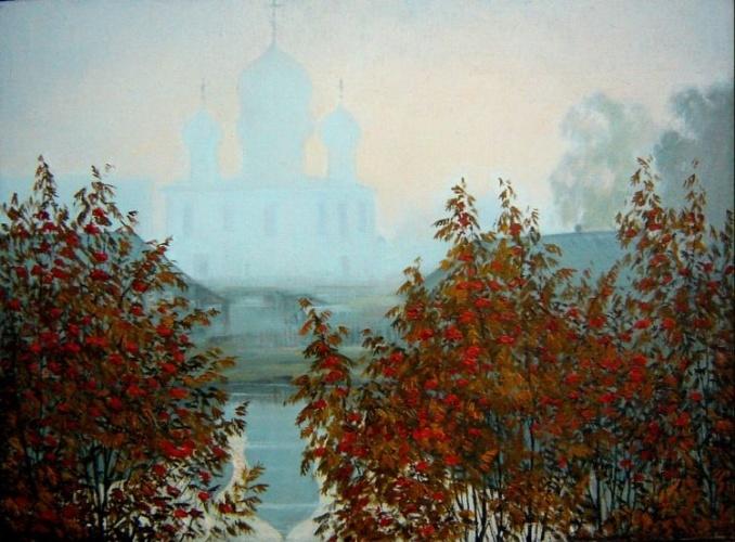 Работы художника Тимошкина Евгения Владимировича. (50 фото)