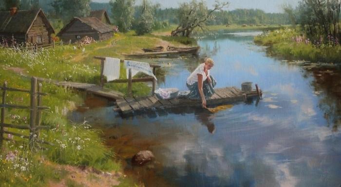 Работы художника Жданова Владимира Юрьевича. Часть 5. (46 фото)