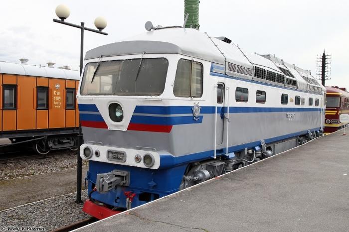 Музей Октябрьской железной дороги. Часть 2. (109 фото)