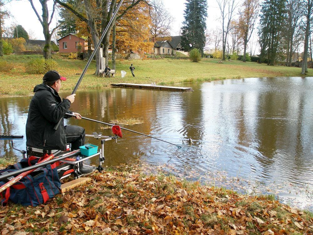 время рыбалки осенью