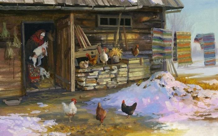 Работы художника Жданова Владимира Юрьевича. Часть 6. (45 фото)