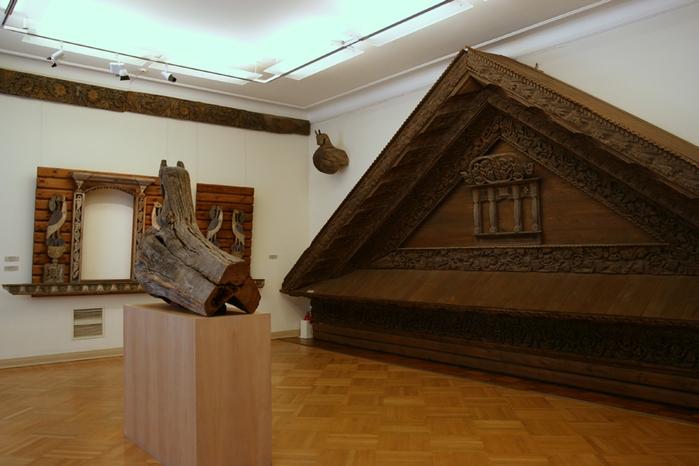 Резьба по дереву. Русский музей. (36 фото)