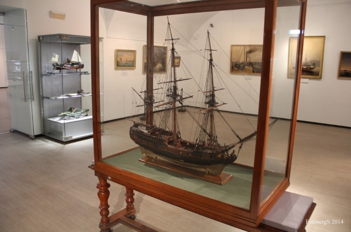 Центральный военно-морской музей г. Санкт-Петербург. Часть 4. (61 фото)