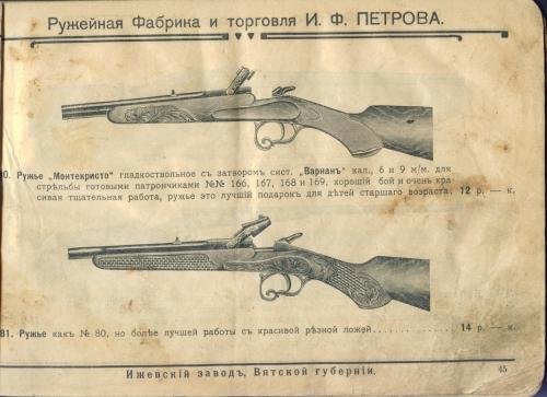 Каталог Охотничьих Ружей