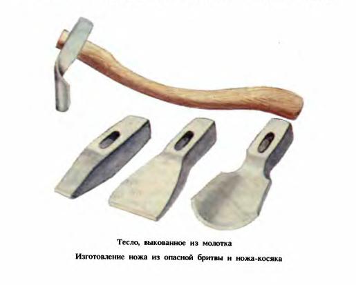 Секреты бондарного мастерства. Часть 6. Деревообрабатывающие инструменты